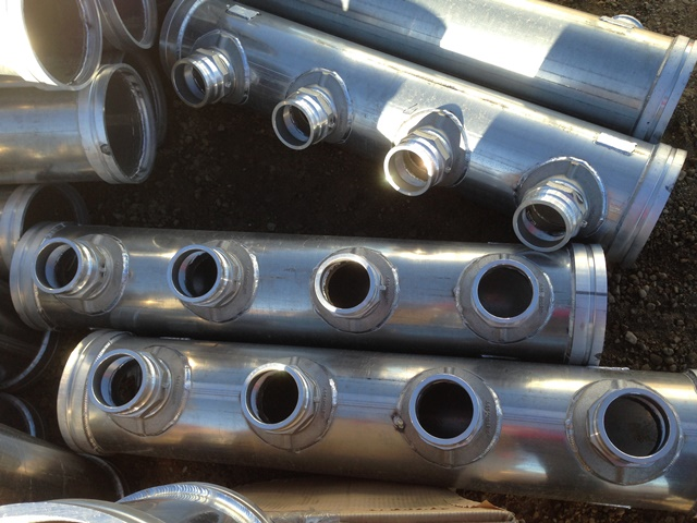 Couplings Manifolds Filter Pods Clamps Etc