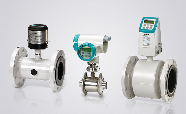 Siemans flow meters
