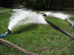 flood water pumping 8